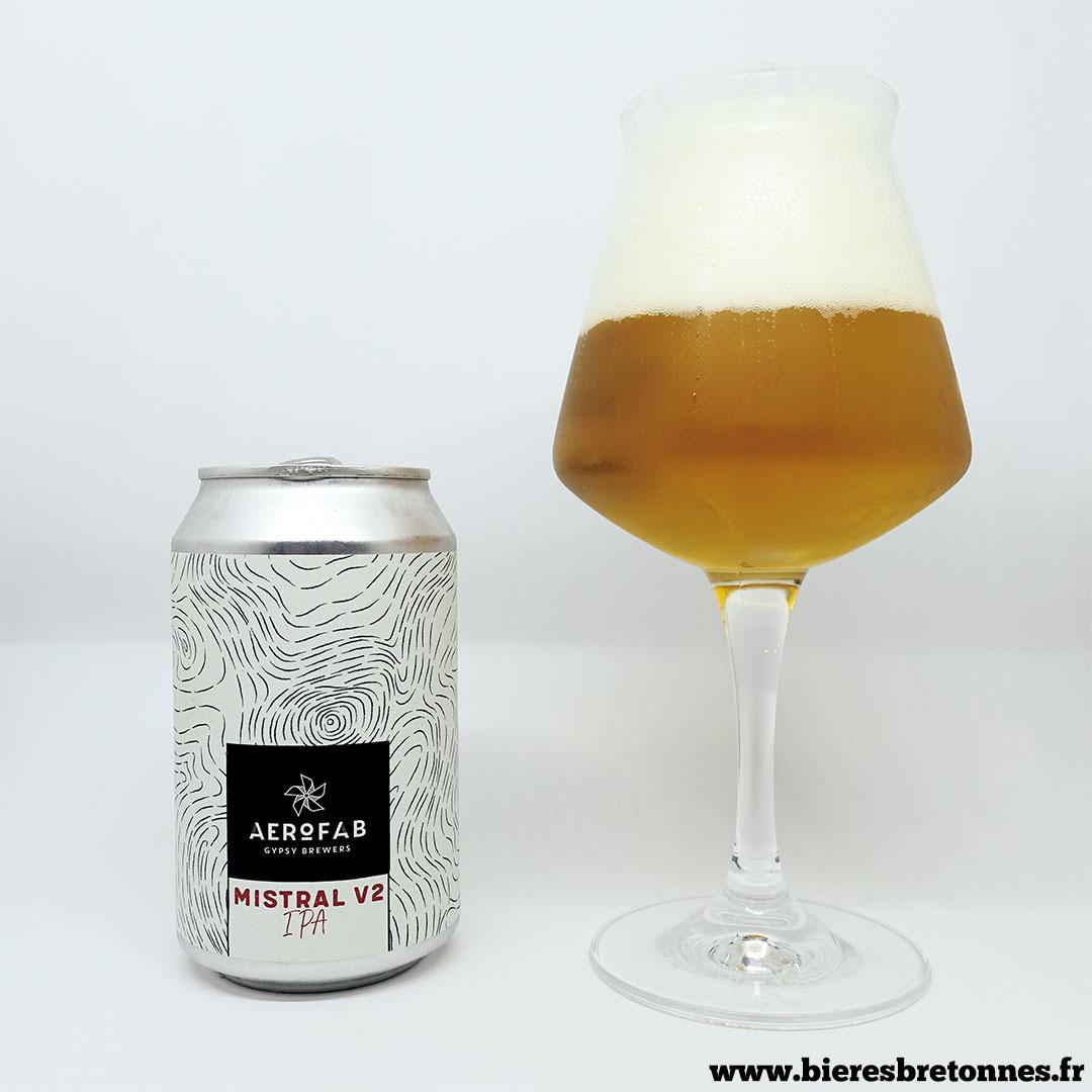 Mistral IPA – Brasserie Aerofab
