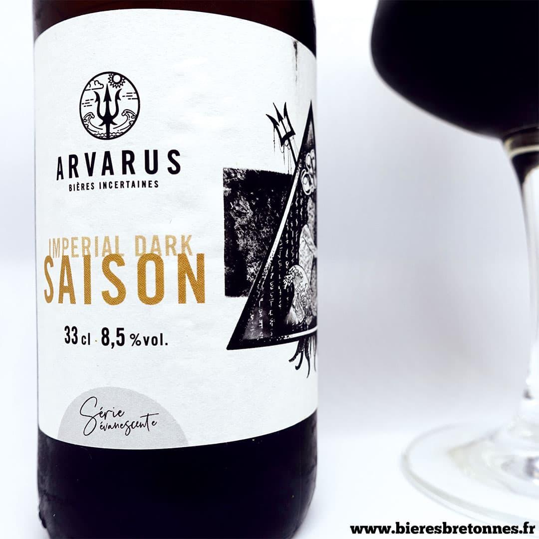 Arvarus Imperial Dark Saison 02