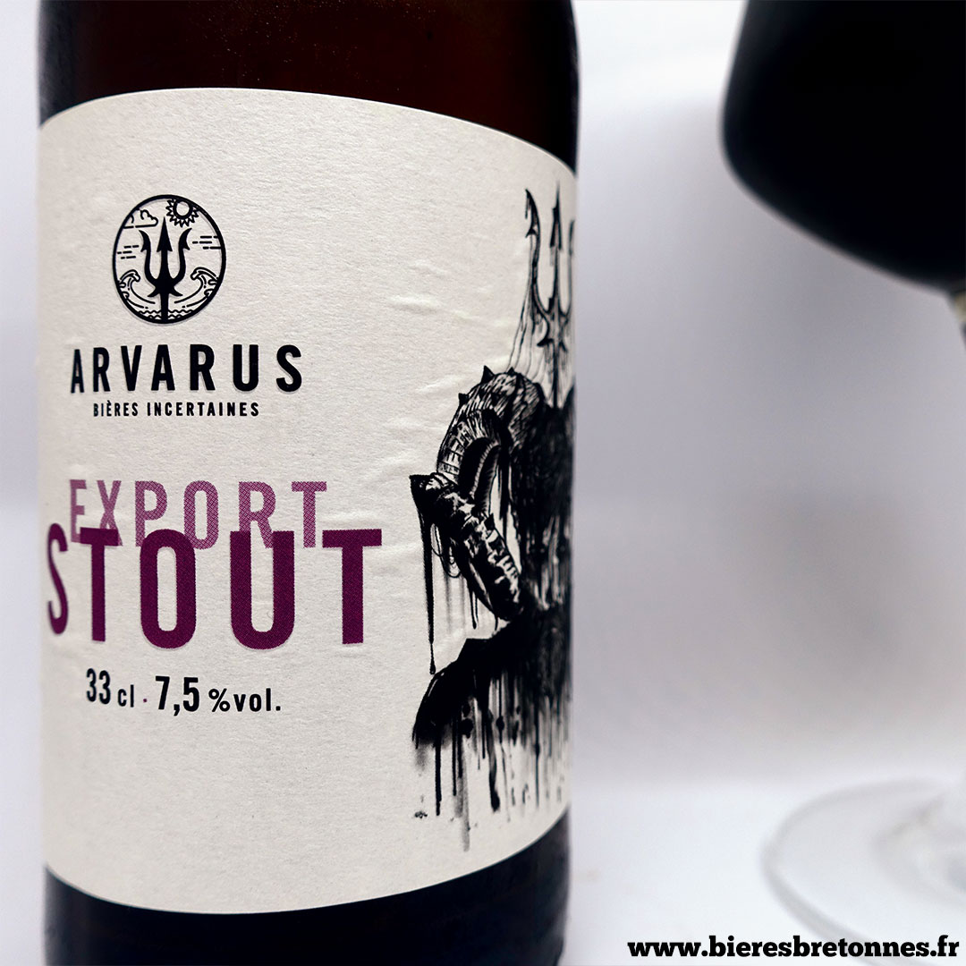 Avarus Export Stout – Brasserie Arvarus 03
