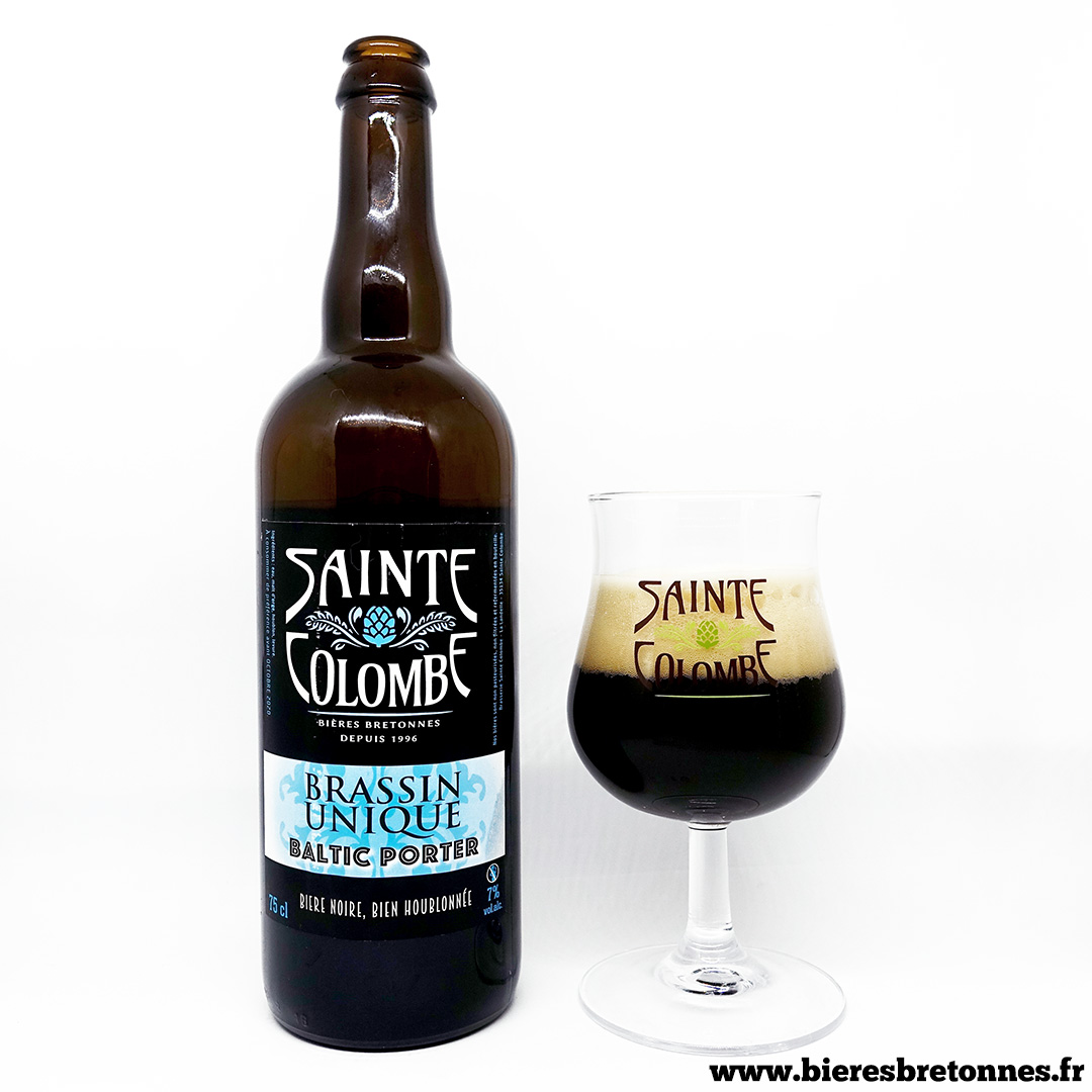 Baltic Porter – Brasserie Sainte Colombe