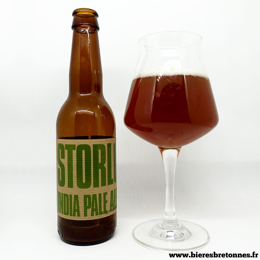 Storlok India Pale Ale 01 – Brasserie de Cornouaille