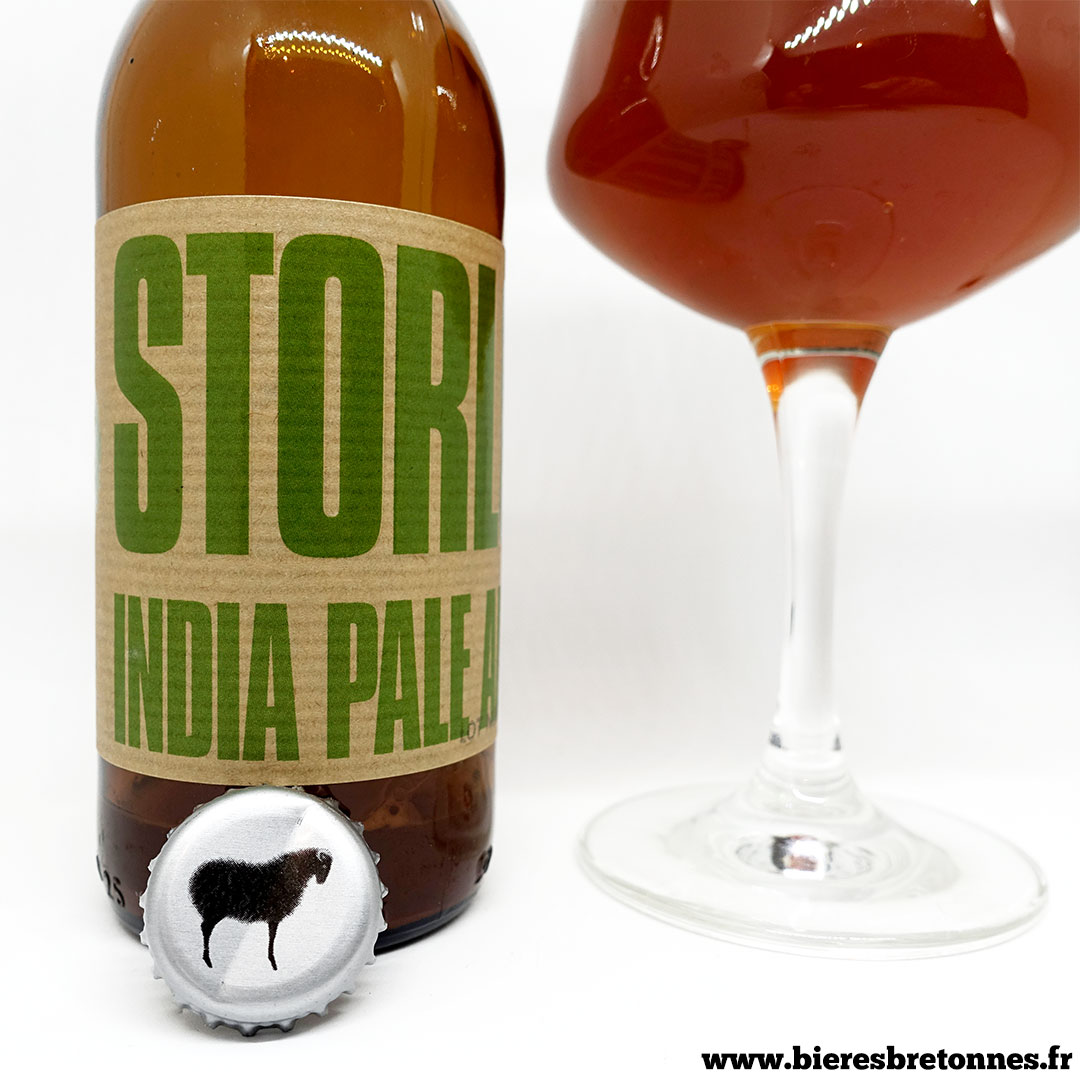 Storlok India Pale Ale 02 – Brasserie de Cornouaille