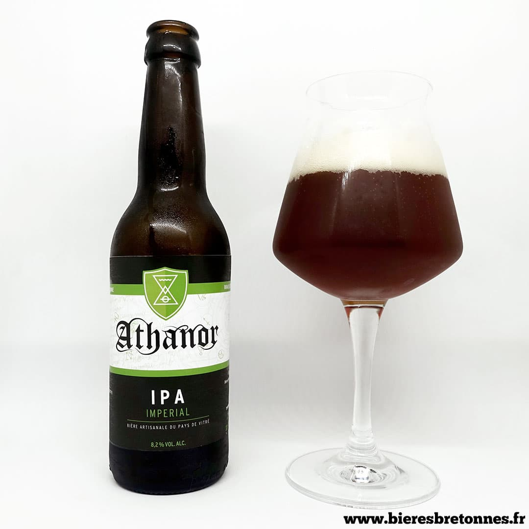 Athanor Imperial IPA – Brasserie Athanor