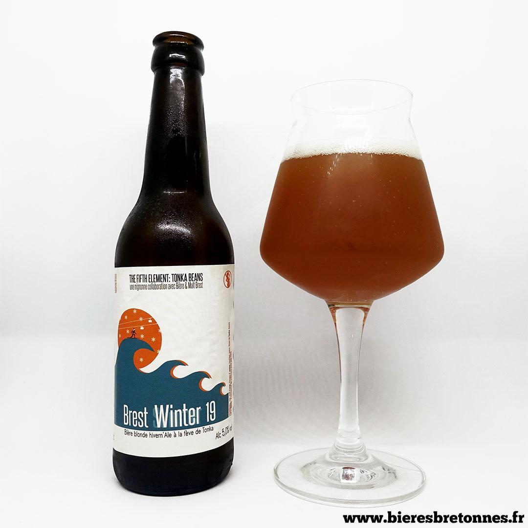 Brest Winter 19 – Brasserie de Trévarn en collaboration avec Bière et Malt Brest