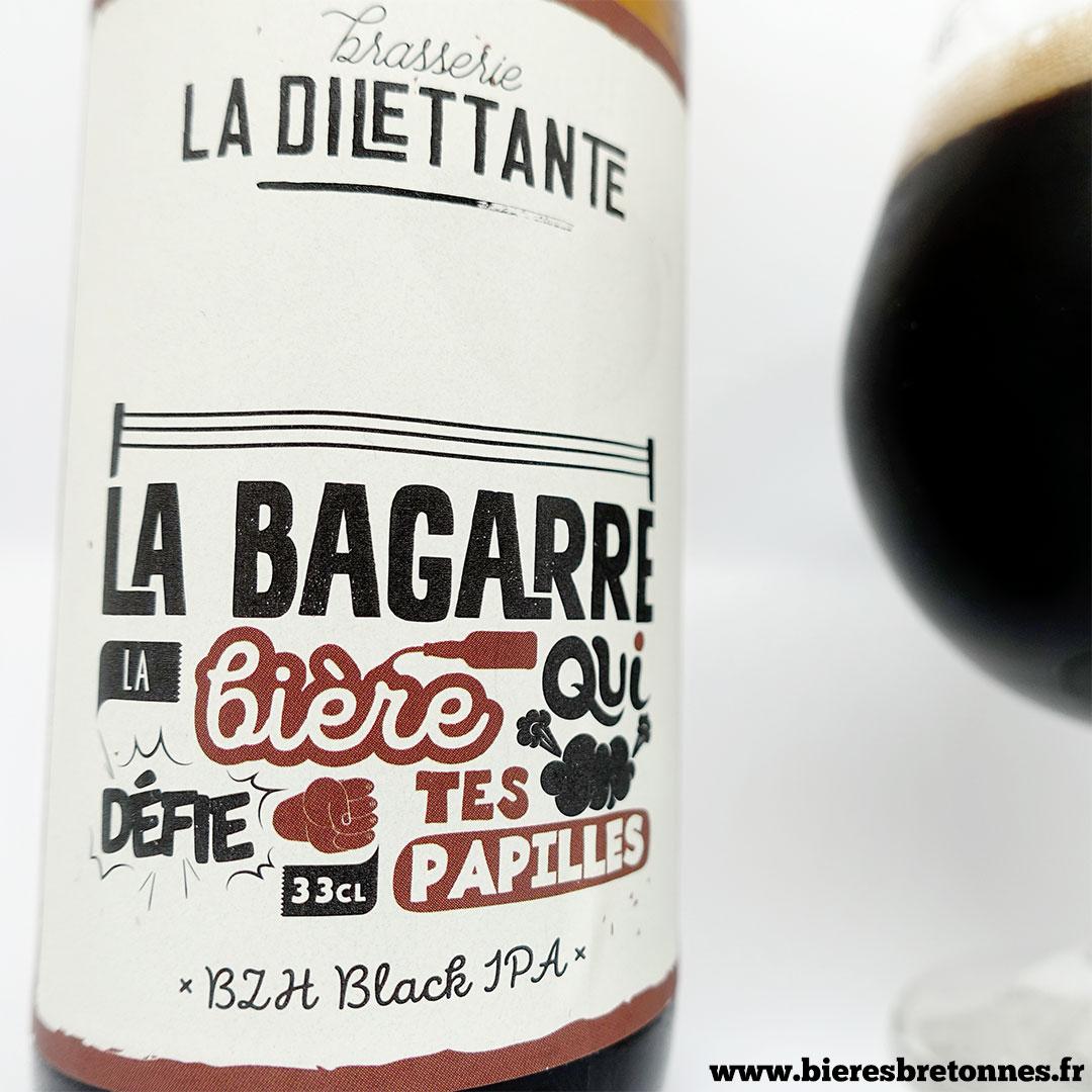 Étiquette La Bagarre – Brasserie La Dilettante