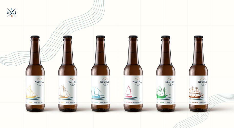Bieres Brasserie Nautica