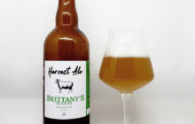 Brittany's Season Harvest Ale - Brasserie Brittany's