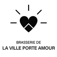 Logo Brasserie De La Ville Porte Amour 200x200