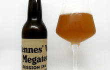 Rennes' World Megateuf Session IPA - Brasserie de Cornouaille