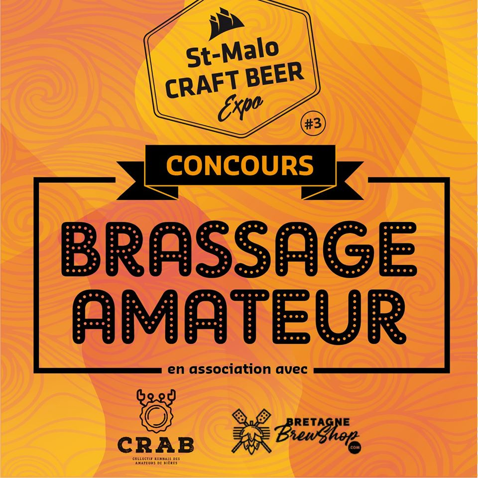 Concours Brassage Amateur Crab Bretagne Brewshop