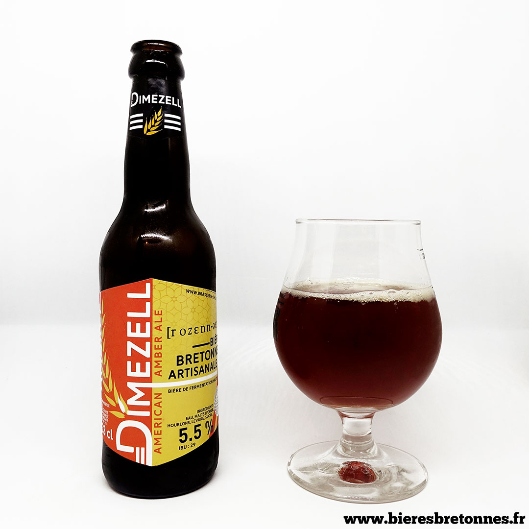 American Amber Ale – Brasserie Dimezell