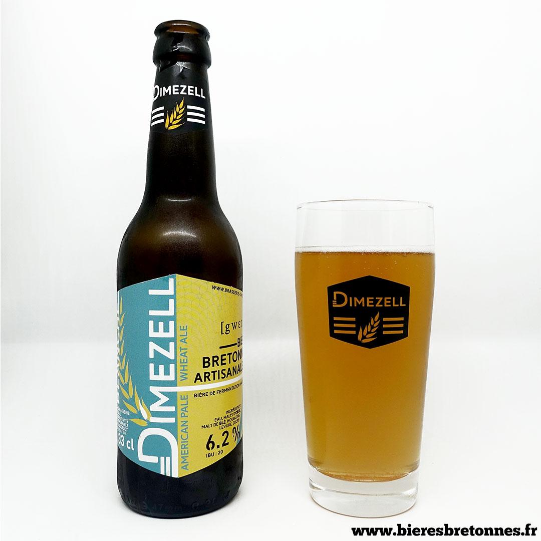 Dimezell Blanche American Wheat Ale