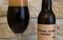 Black Monday Imperial Stout Cacao