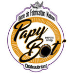 Logo Brasserie Papybot 200x200