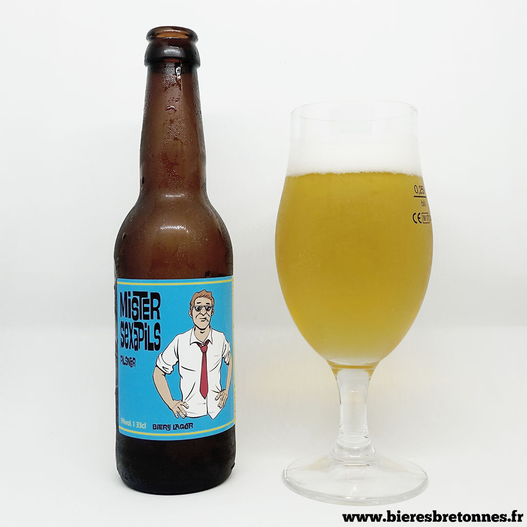 Mister Seaxpils – Ouest Coast Brewery 01