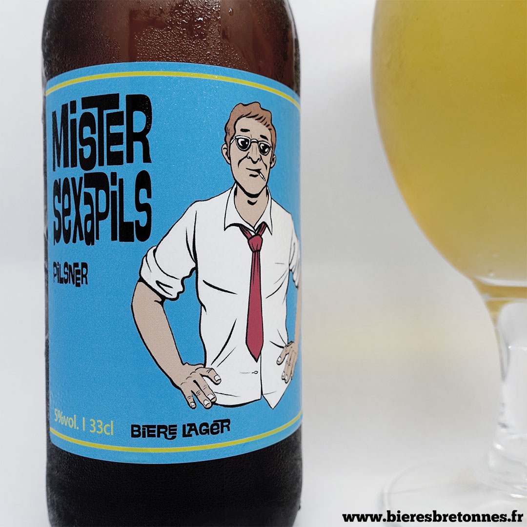 Mister Seaxpils – Ouest Coast Brewery 02