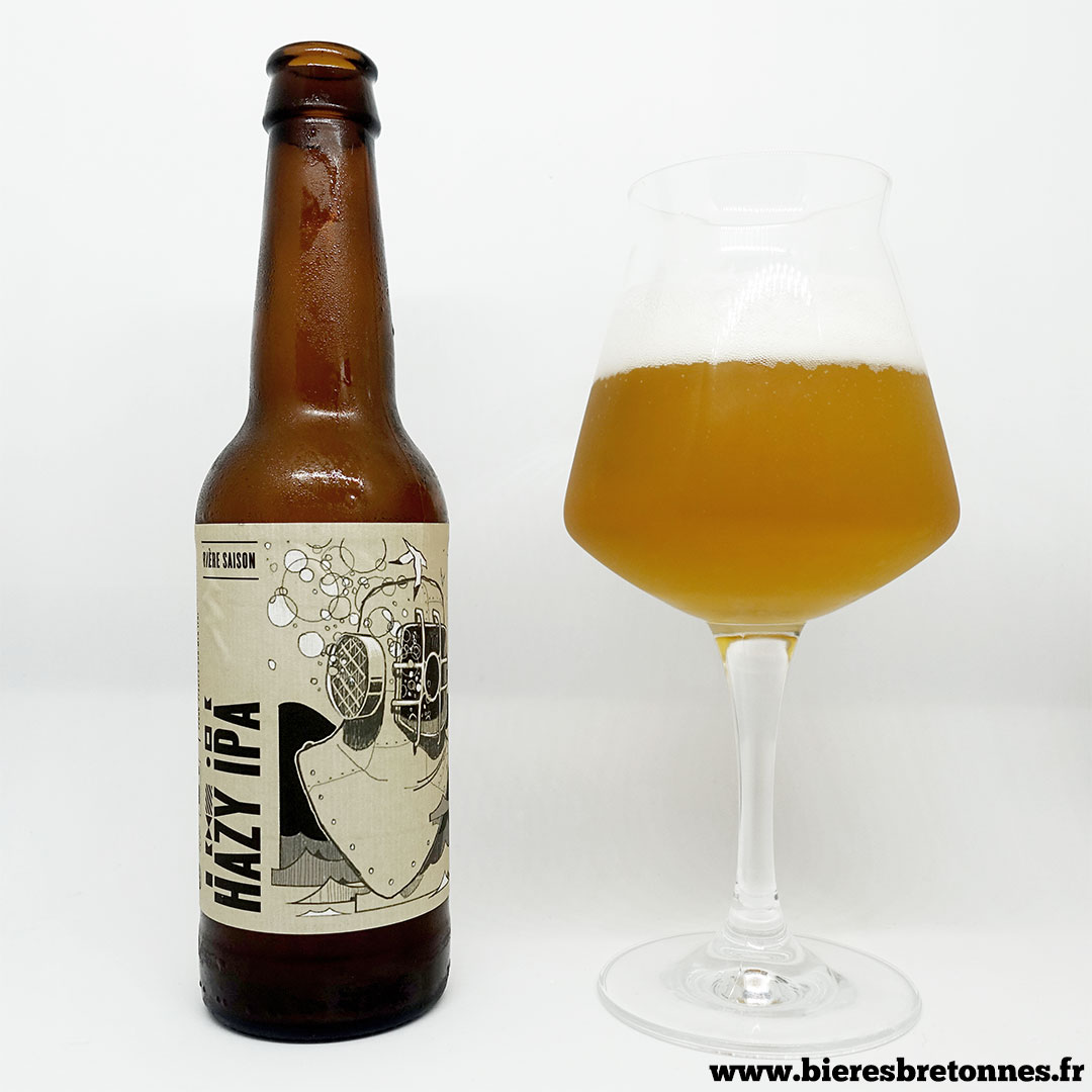 Uncle Hazy IPA – Brasserie UNCLE