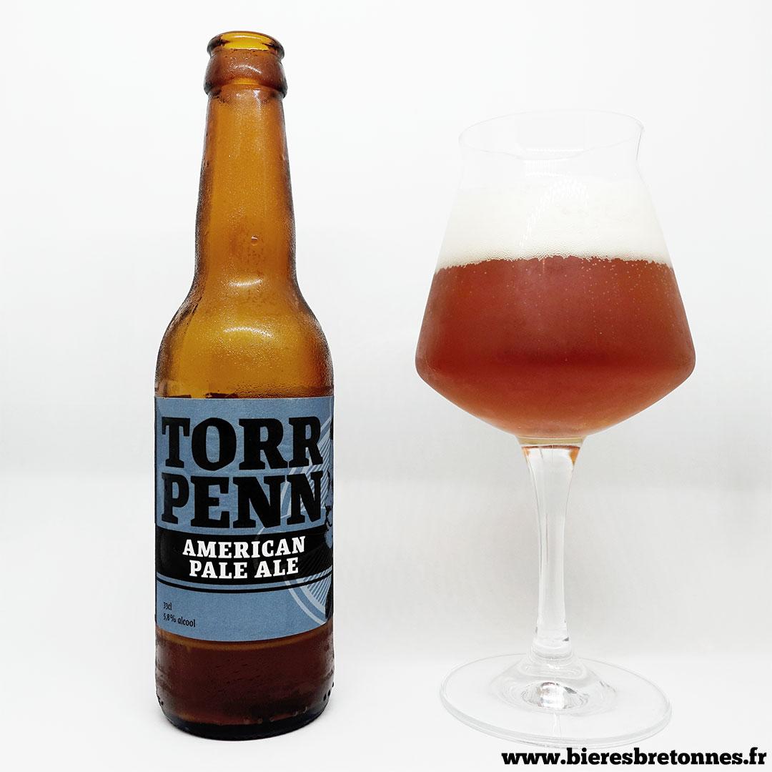 Torr Penn American Pale Ale – Brasserie Torr Penn