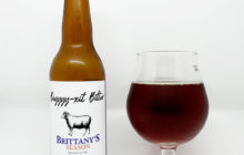 Brittany's Beyyyy-xit Bitter - Brasserire Brittany's