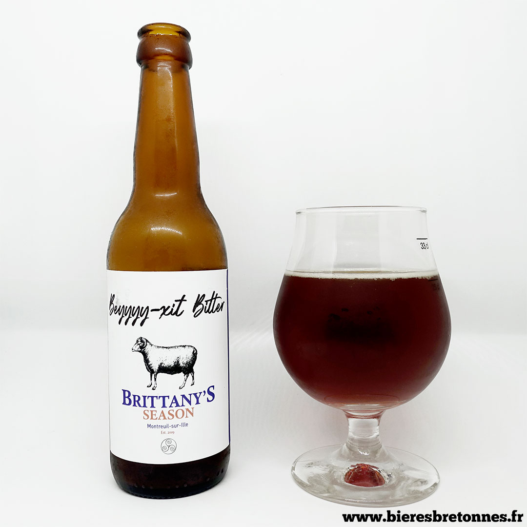 Brittany's Beyyyy-xit Bitter – Brasserire Brittany's