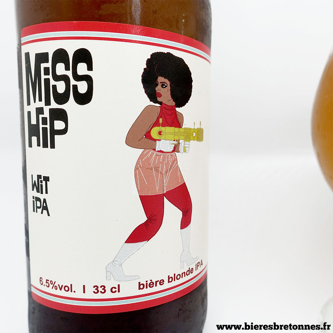 Miss Hip – Ouest Coast Brewery – 02