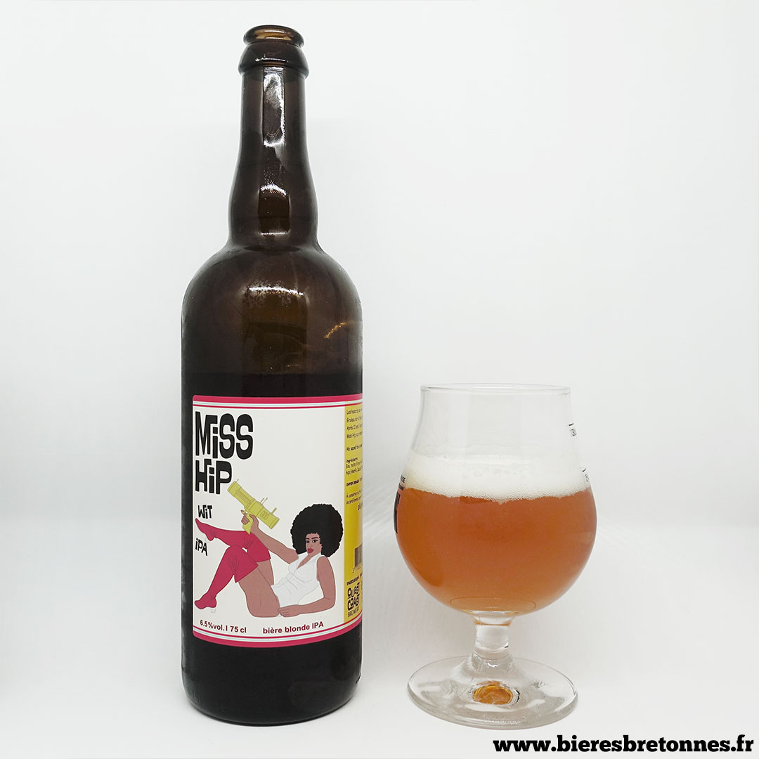 Miss Hip – Ouest Coast Brewery – 03