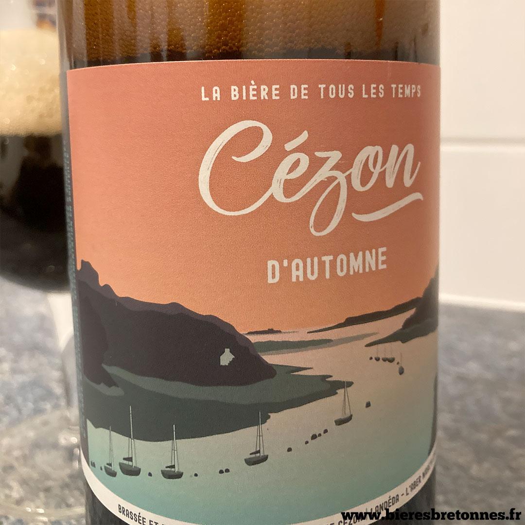 Cézon d'Automne (Dry Stout) – Brasserie de Cézon 02