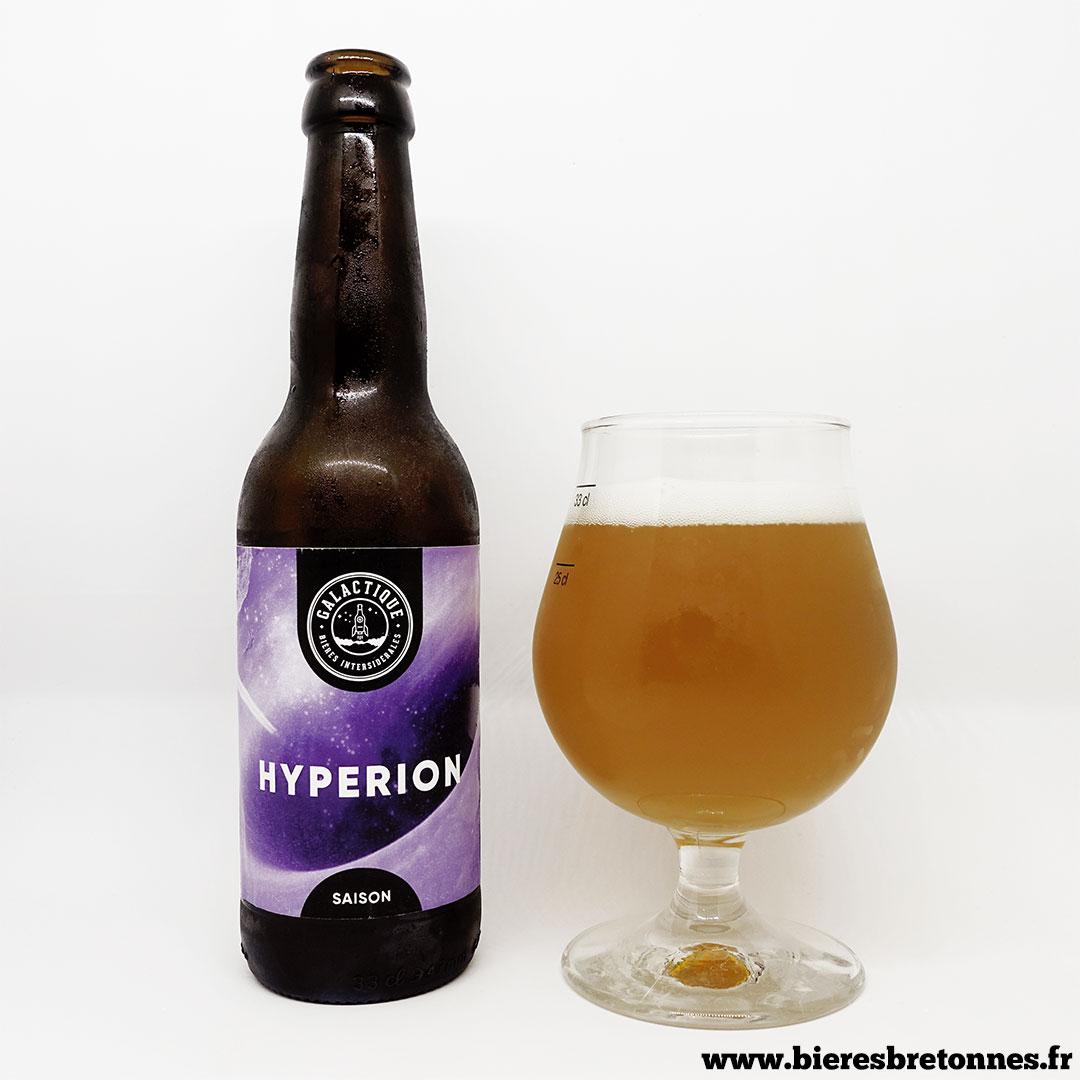 Hyperion Saison – Brasserie Galactique – 01