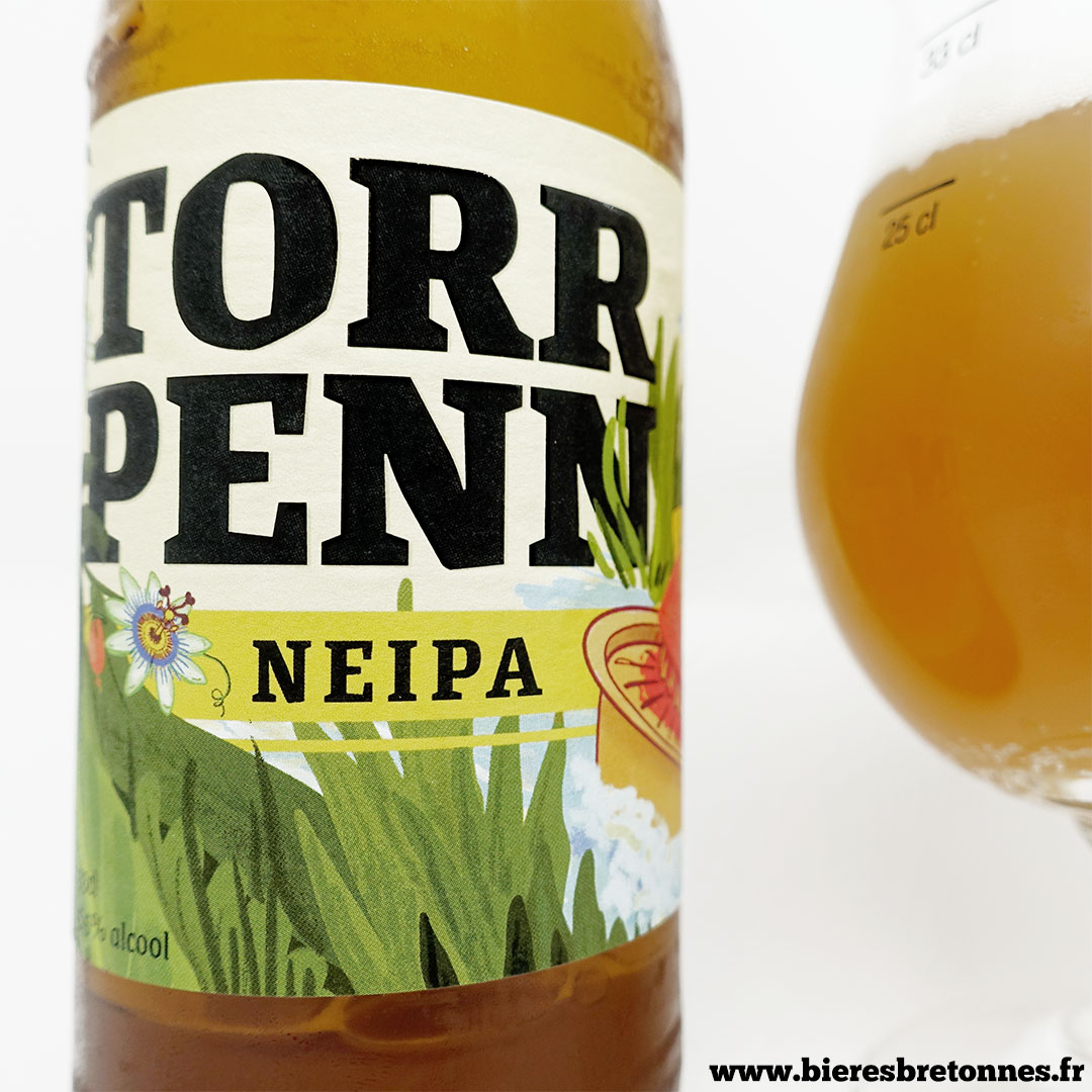 Torr Penn NEIPA – Brasserie Torr Penn – 02