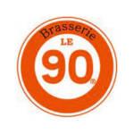 Logo Brasserie Le 90 200x200