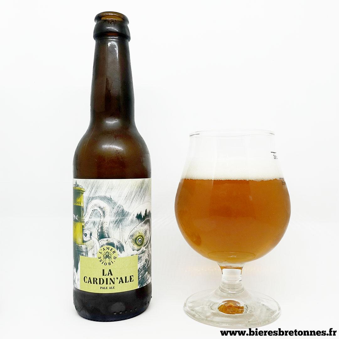 La Cardin'Ale – Brasserie L'amer d'Iroise 01